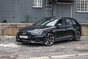 Audi RS4 Avant (2019) Review