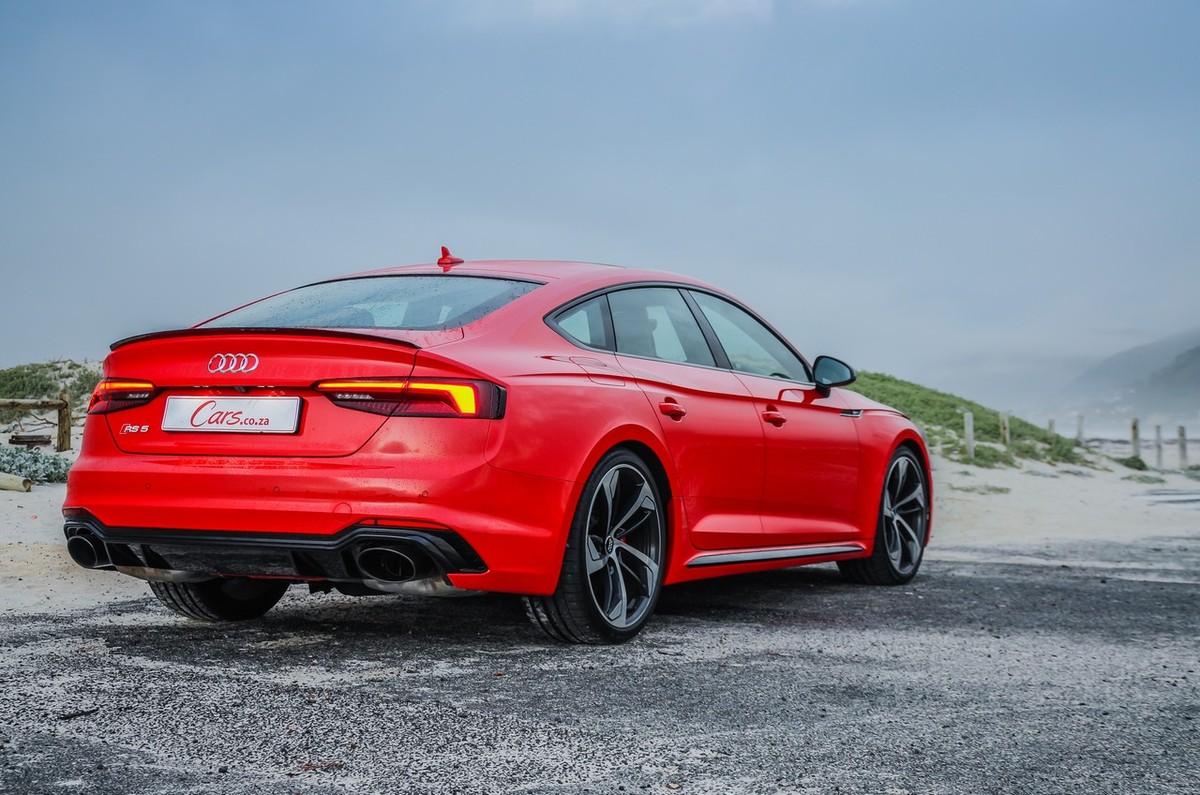 Audi RS5 Sportback (2019) Review - Cars.co.za