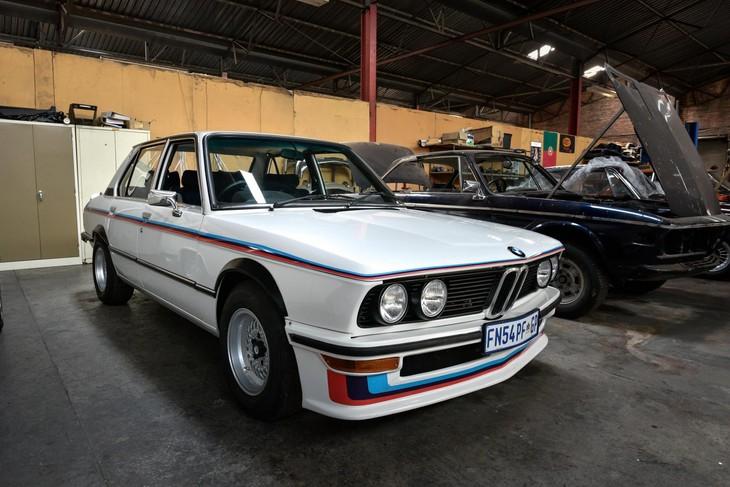 Bmw 530 Mle Restoration Of An Sa Icon Cars Co Za