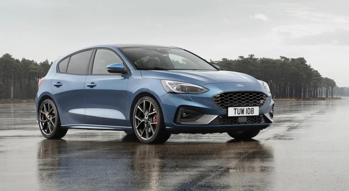 Ford FocusST 4