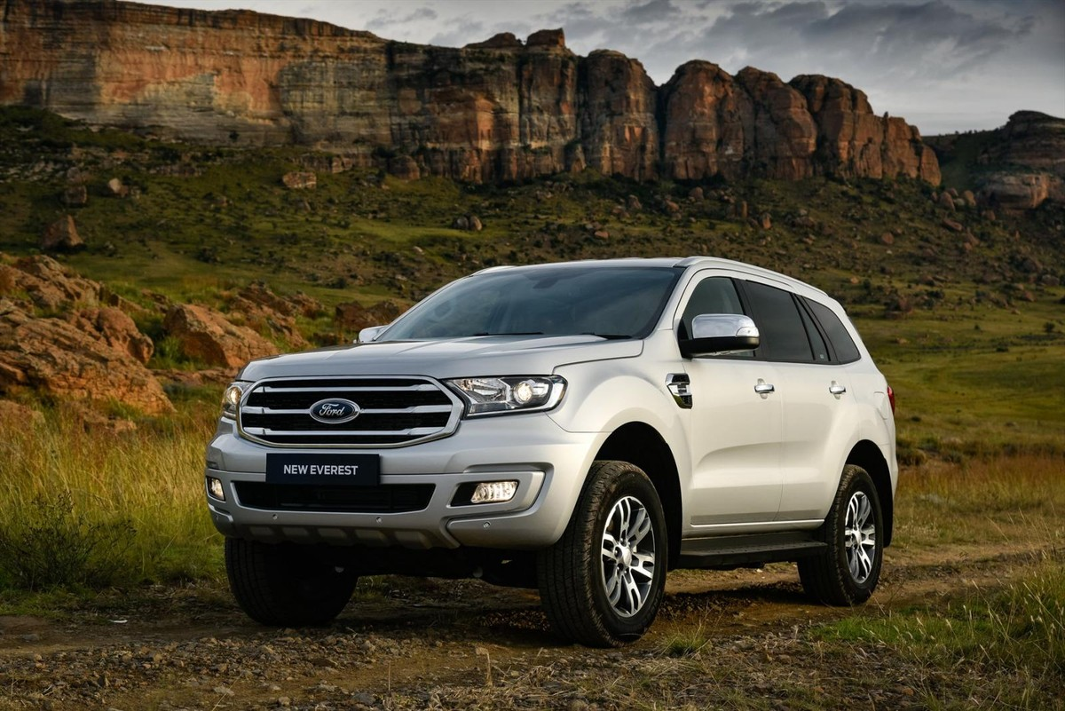 Ford Everest (2019) Specs & Price