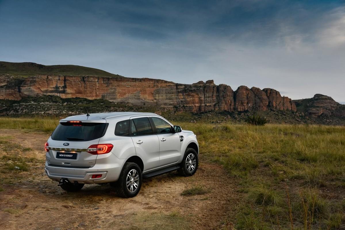 Ford Everest (2019) Specs & Price - Cars.co.za