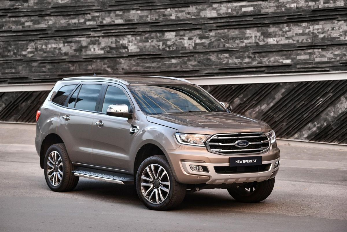 Ford Everest (2019) Specs & Price