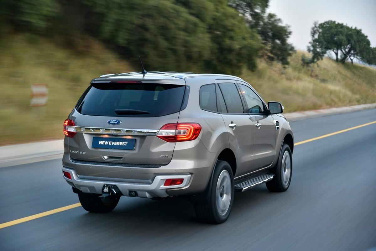 Ford Everest (2019) Specs & Price - Cars co za
