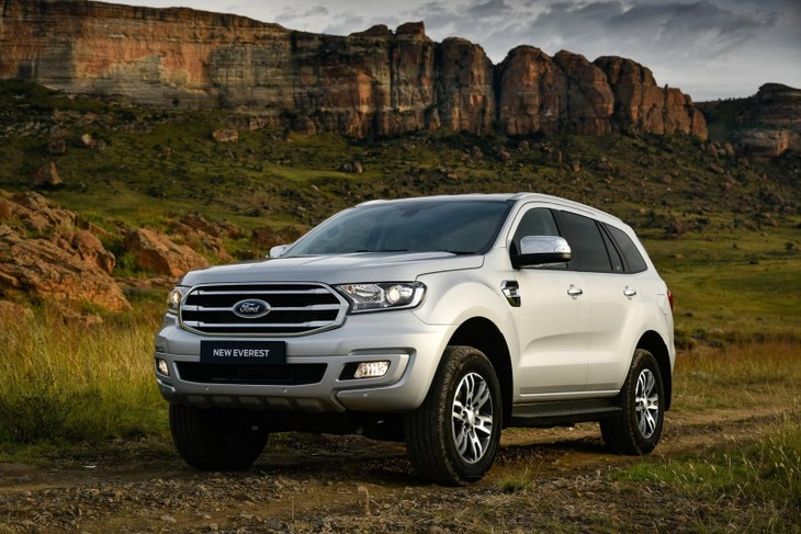 Ford Everest (2019) Specs & Price - Cars.co.za