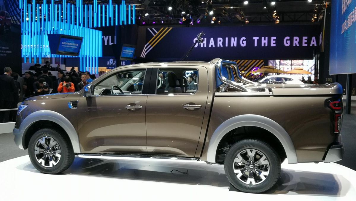 GWM's new Leisure Bakkie confirmed for SA - Cars.co.za