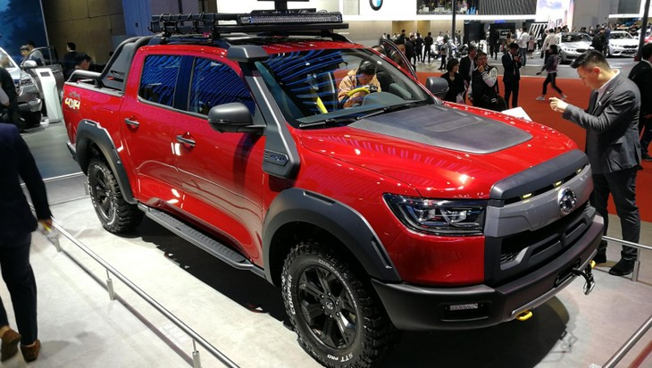 Gwm S New Leisure Bakkie Confirmed For Sa Cars Co Za