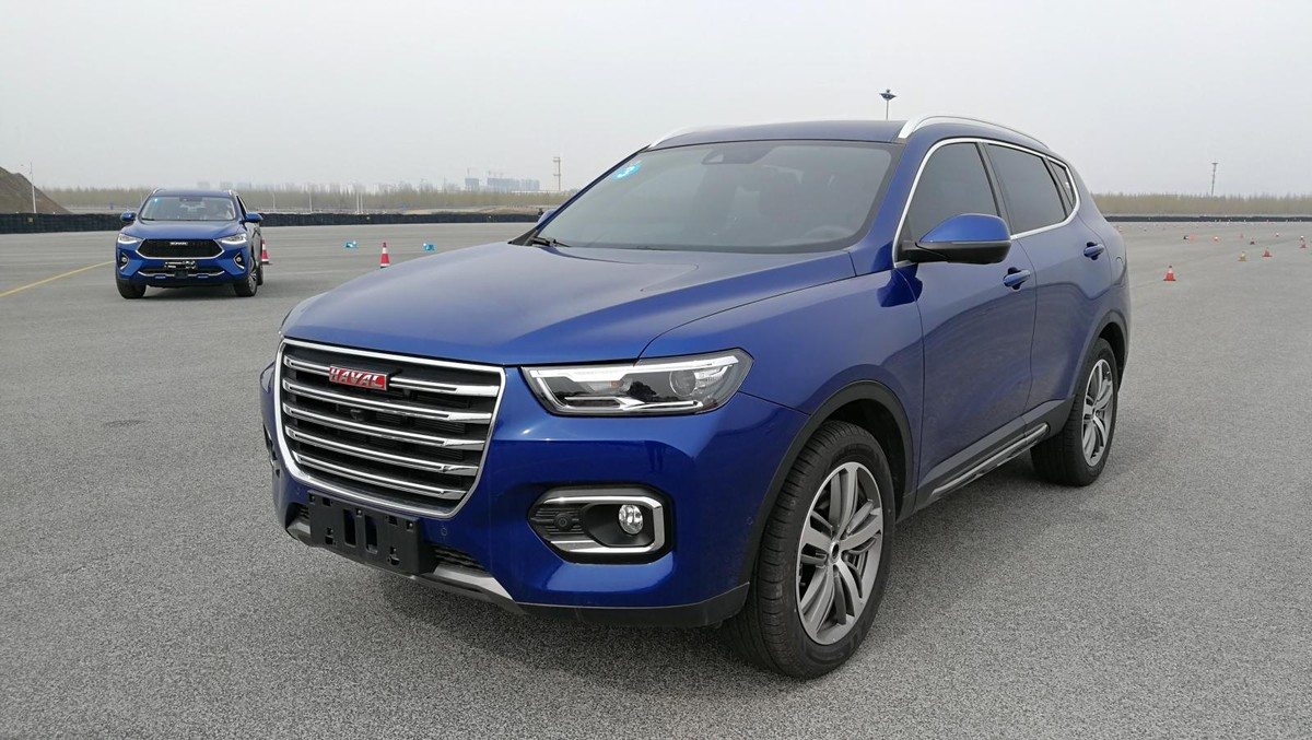 Haval H6 F7 Driven Coming To South Africa In 2020 Cars Co Za