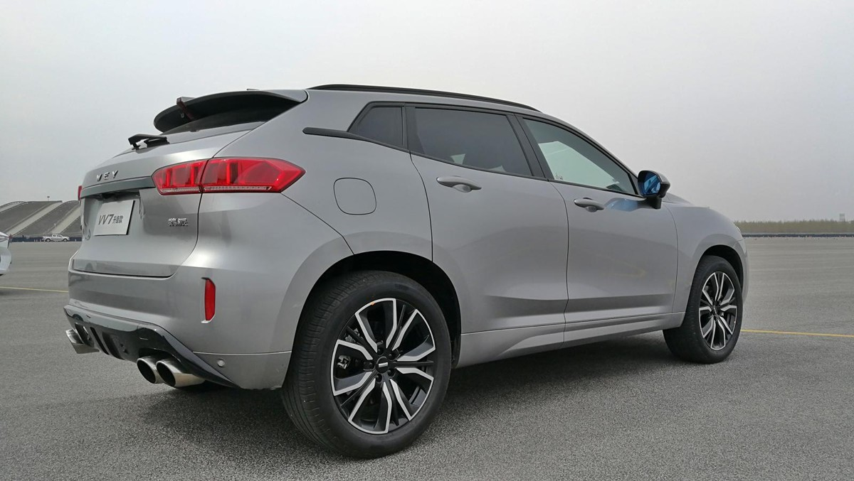 Best 7 Seater Cars >> Haval H6 & F7 Driven: Coming to South Africa in 2020 - Cars.co.za