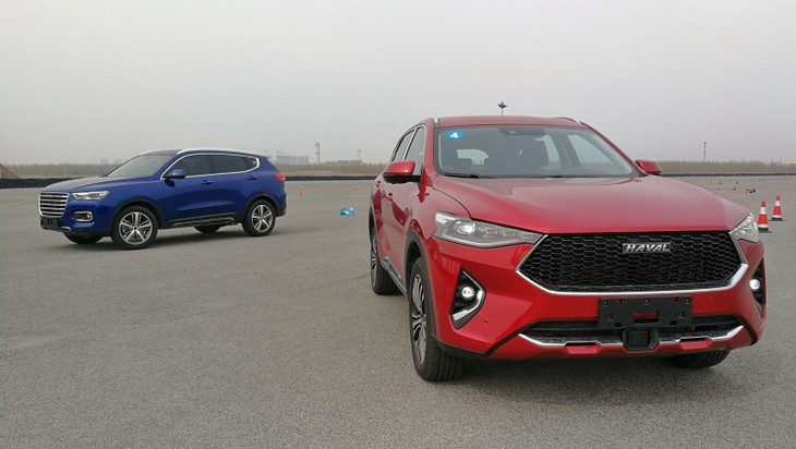 Haval H6 & F7 Driven: Coming to South Africa in 2020 - Cars