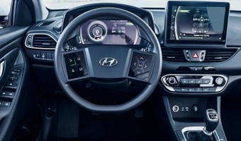 Hyundai Virtual Cockpit 2019