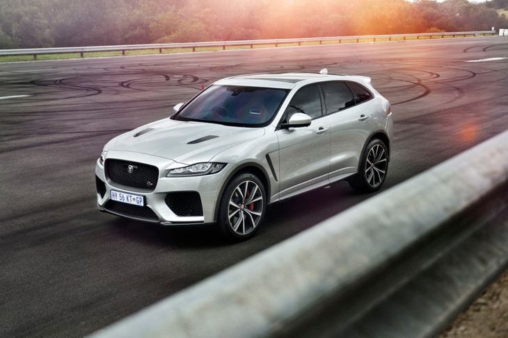 2019 Jaguar F-Pace SVR: News, Design, Engine, Price >> Jaguar F Pace Svr Unleashed In Sa Cars Co Za