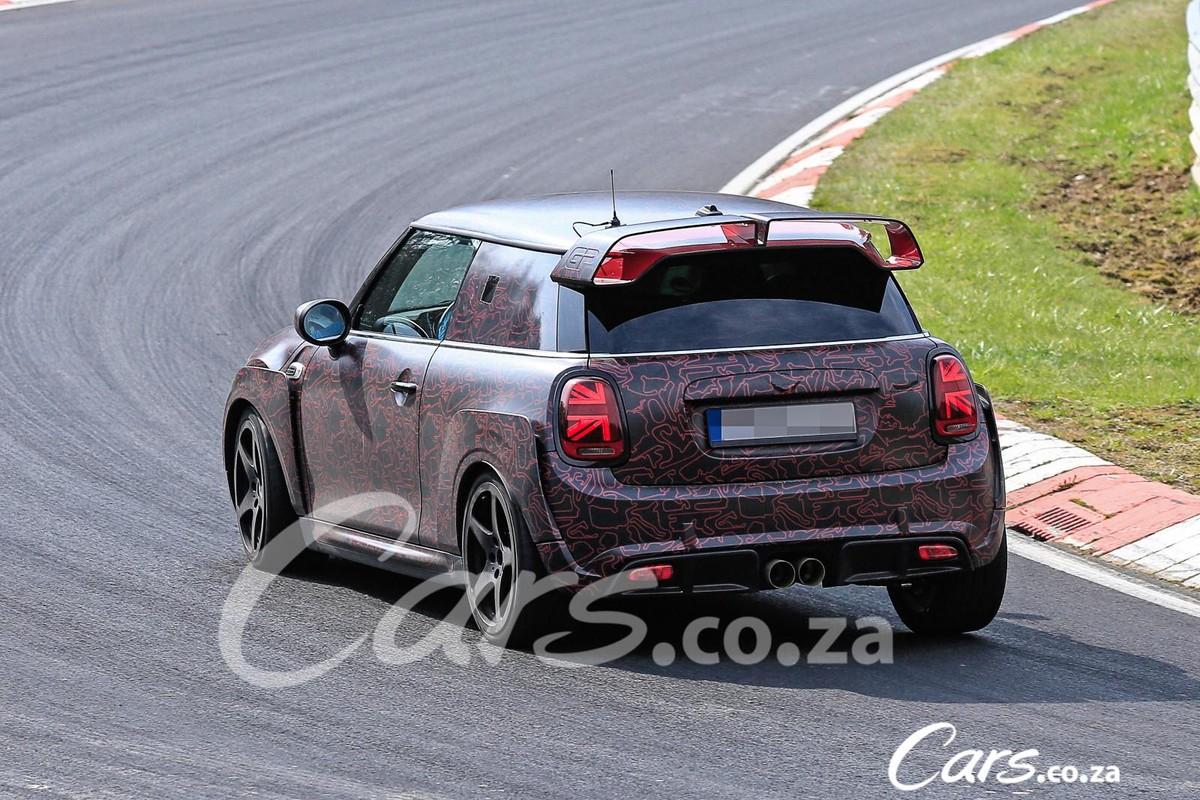 Spy Shots 2020 Mini Cooper Works Gp Carscoza