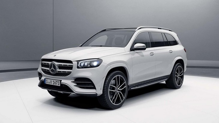 2020 Mercedes-Benz GLS: Redesign, Options, Release >> New Mercedes Benz Gls Counters X7 Cars Co Za