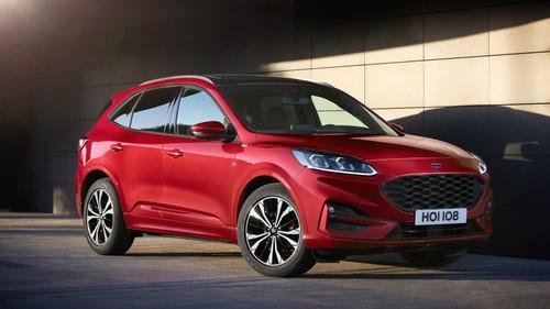 New Ford Kuga Revealed Cars Co Za