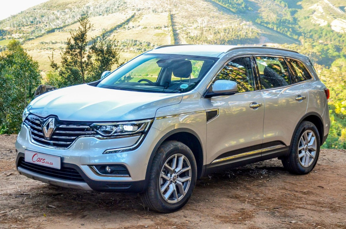 Renault Koleos 2 5 Dynamique Awd 2019 Review Cars Co Za