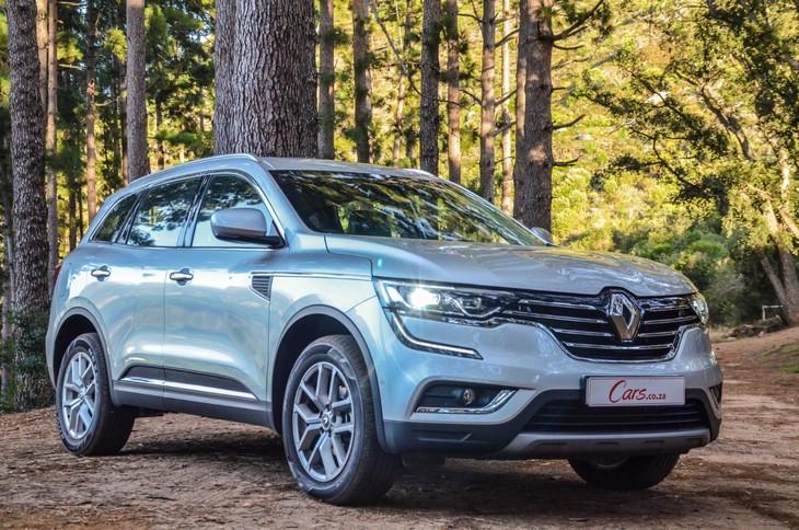 Renault Koleos 25 Dynamique Awd 2019 Review Carscoza