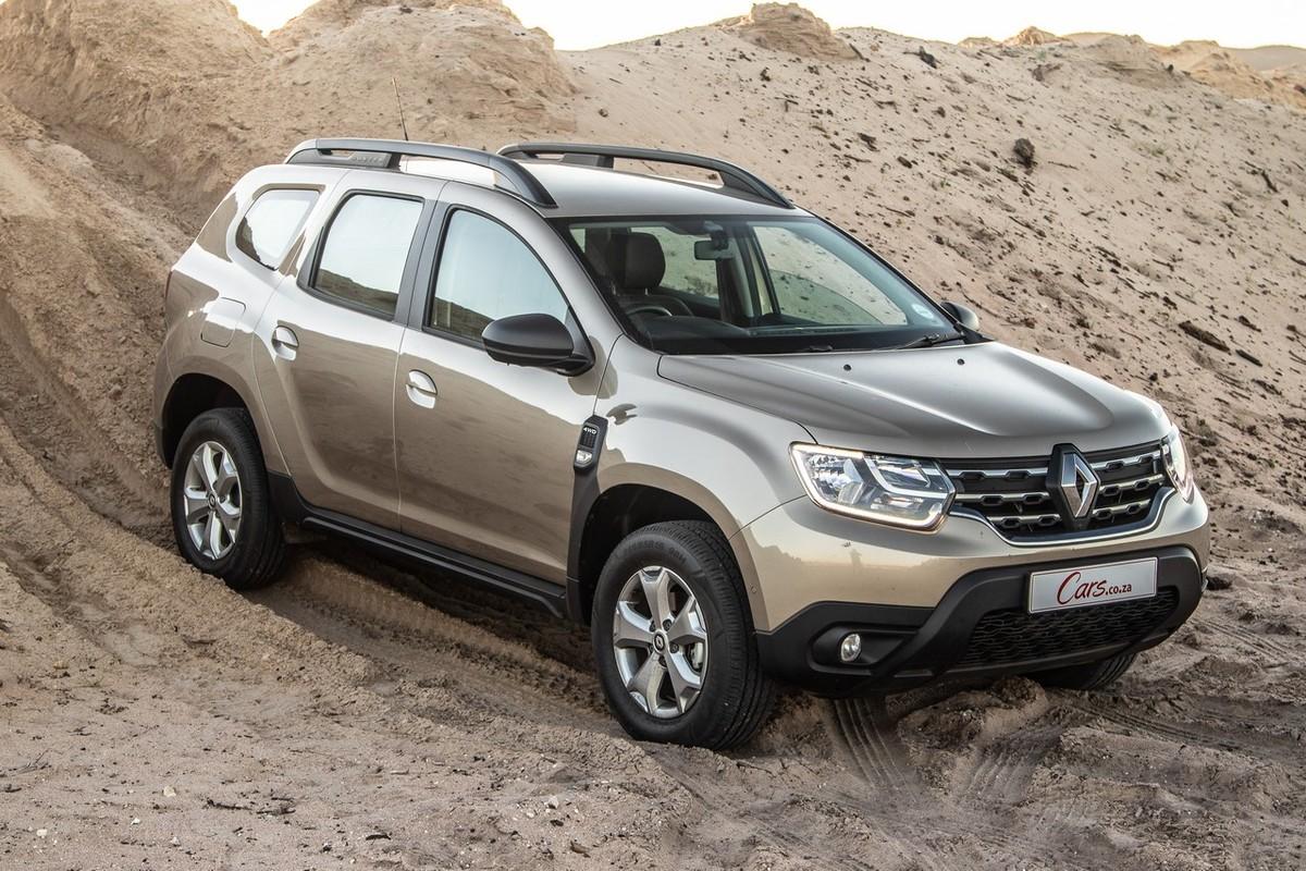 Renault Duster 1.5dCi Dynamique 4WD (2019) Review