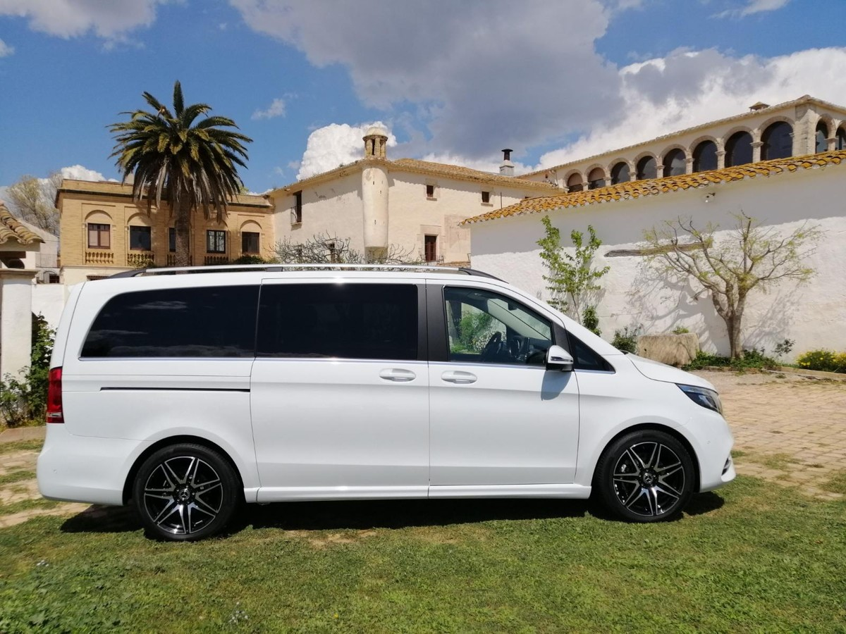 Mercedes Benz V Class 2019 International Launch Review