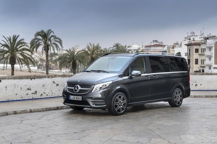 Mercedes V Class >> Mercedes Benz V Class 2019 International Launch Review