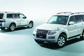 End of the road for Mitsubishi Pajero?