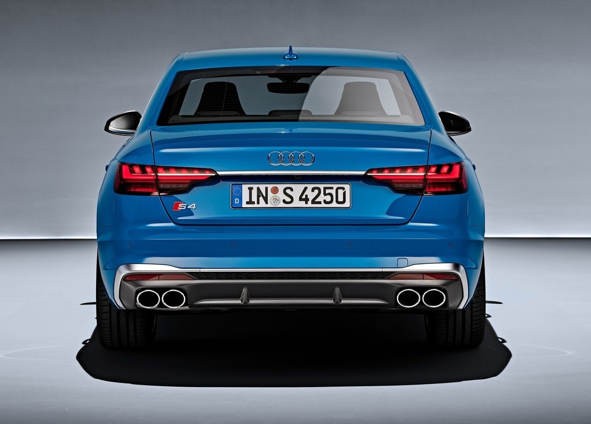 Audi Announces S4 Tdi Cars Co Za