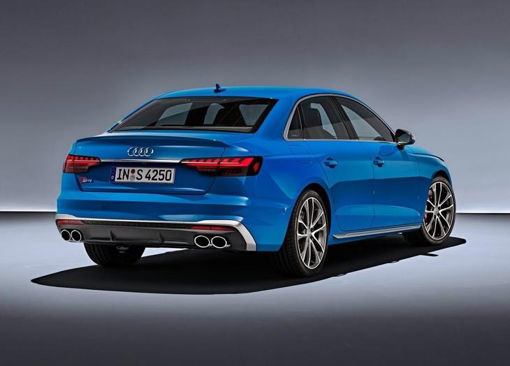 Audi Announces S4 Tdi Cars Co Za