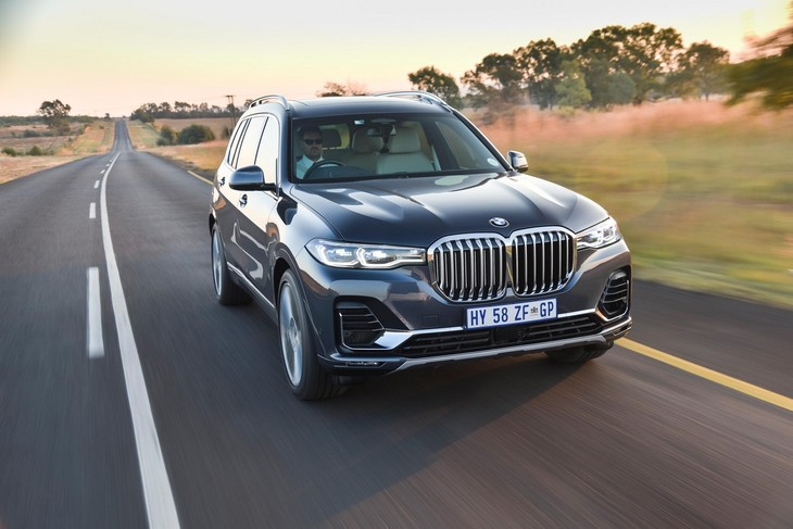 Bmw X7 2019 Launch Review Cars Co Za