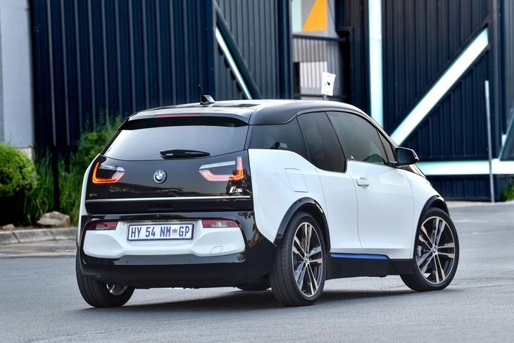 BMW Electric Car >> Bmw I3 120 Ah 2019 Launch Review Cars Co Za