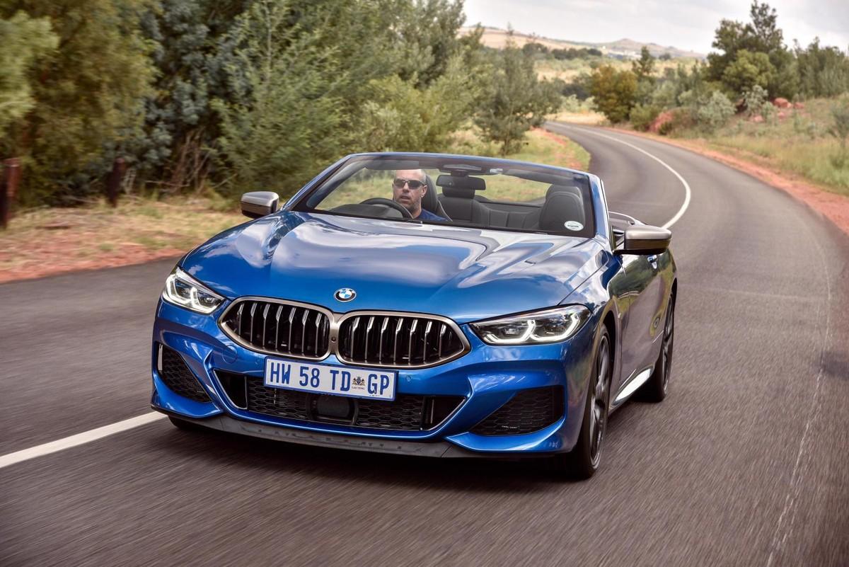 BMW 8 Series Convertible (2019) Specs & Price - Cars.co.za