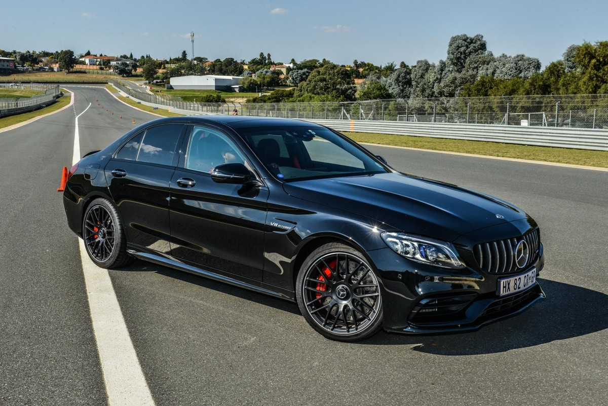 Mercedes-AMG C63 S (2019) Launch Review - Cars co za