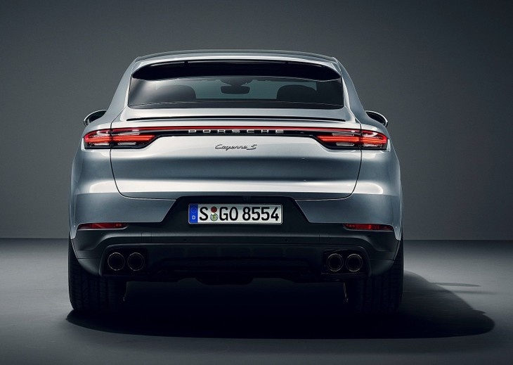Porsche adds S model to Cayenne Coupe lineup , Cars.co.za