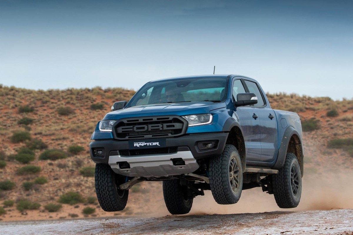 Ford Ranger Raptor (2019) Launch Review - Cars.co.za