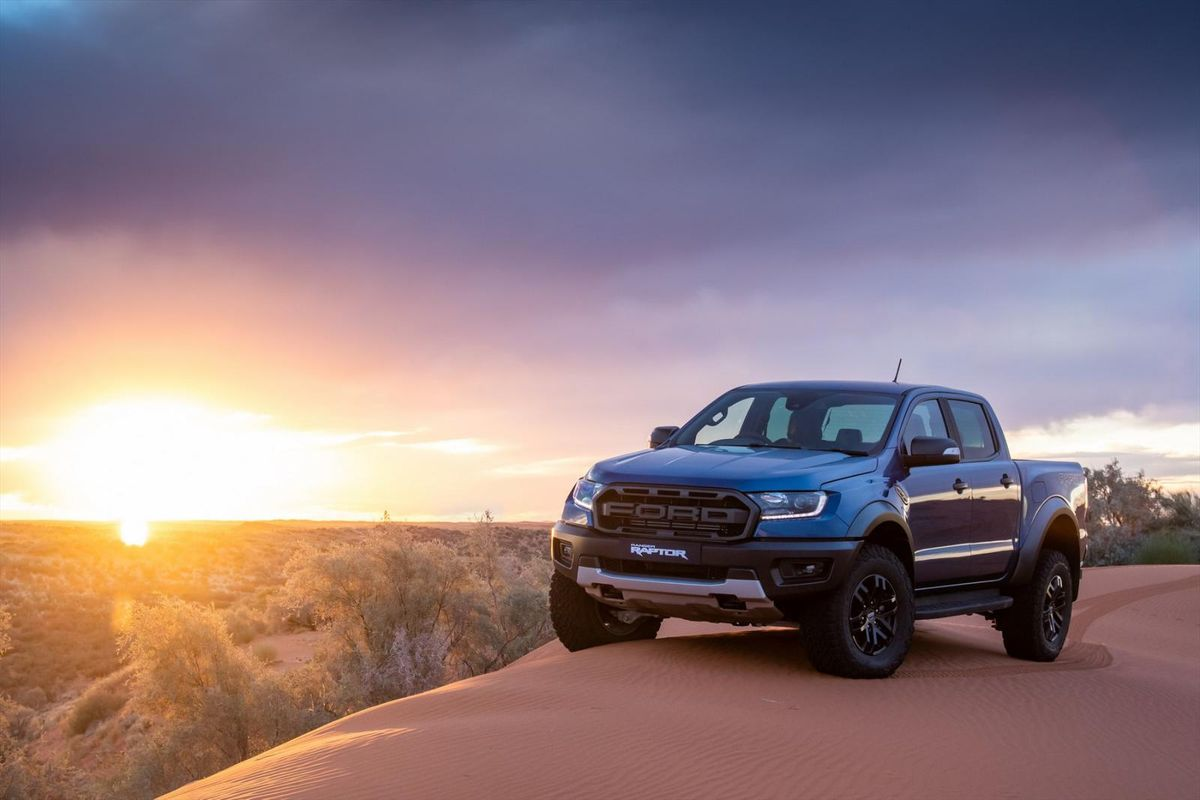 ford ranger raptor  launch review carscoza