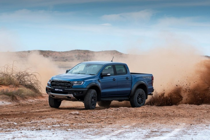 Ford Ranger Raptor (2019) Launch Review - Cars co za