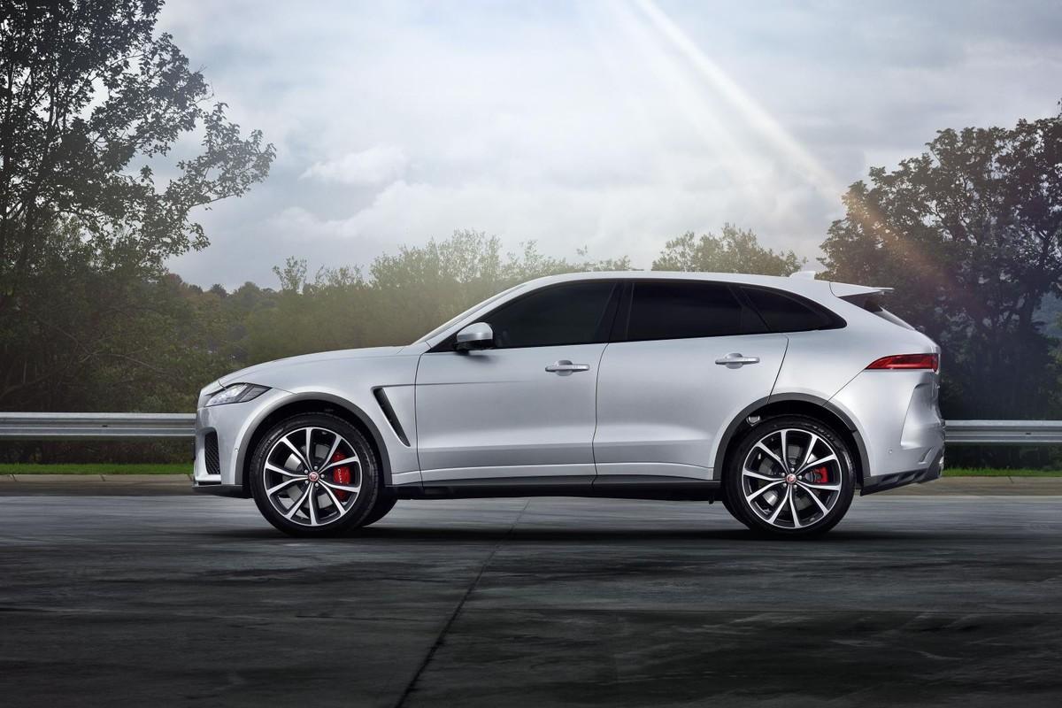 Jaguar F Pace Svr 2019 Launch Review Cars Co Za