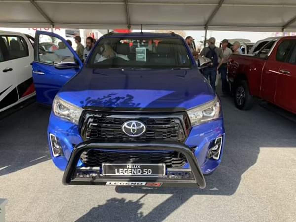 Toyota Hilux Legend 50 for SA - Cars.co.za