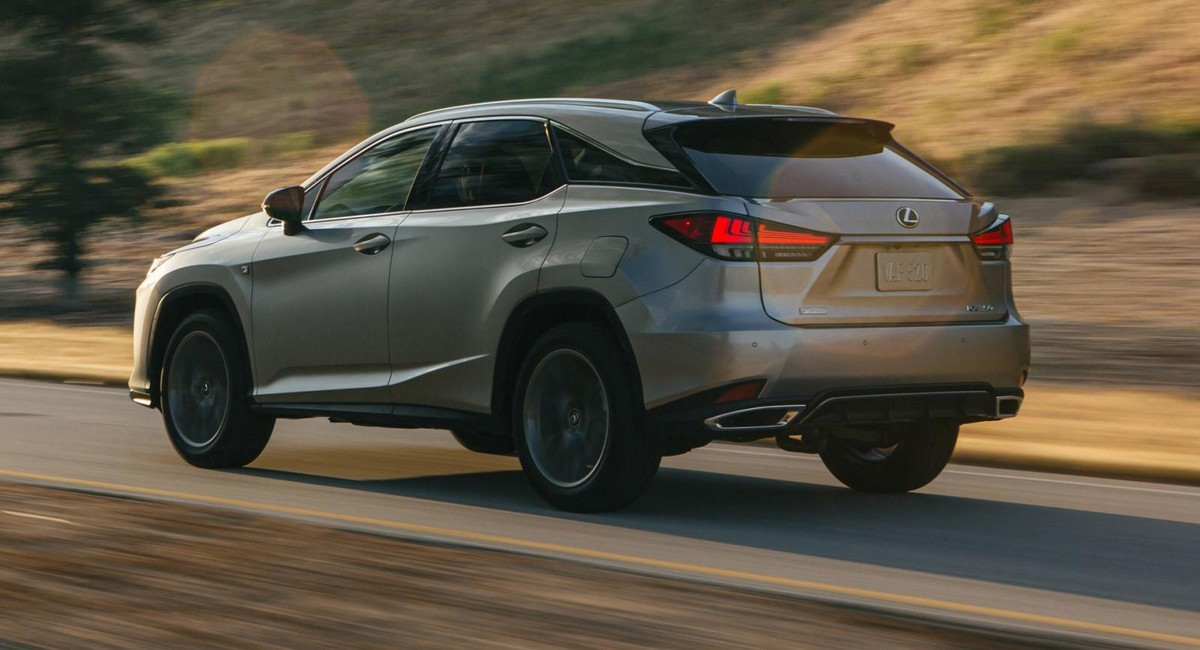 Updated Lexus RX Introduces New Tech - Cars co za