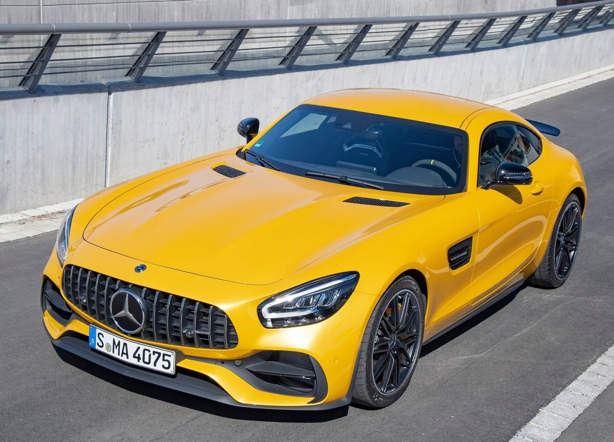 Mercedes-AMG GT Facelift (2019) Price Announced - Cars.co.za