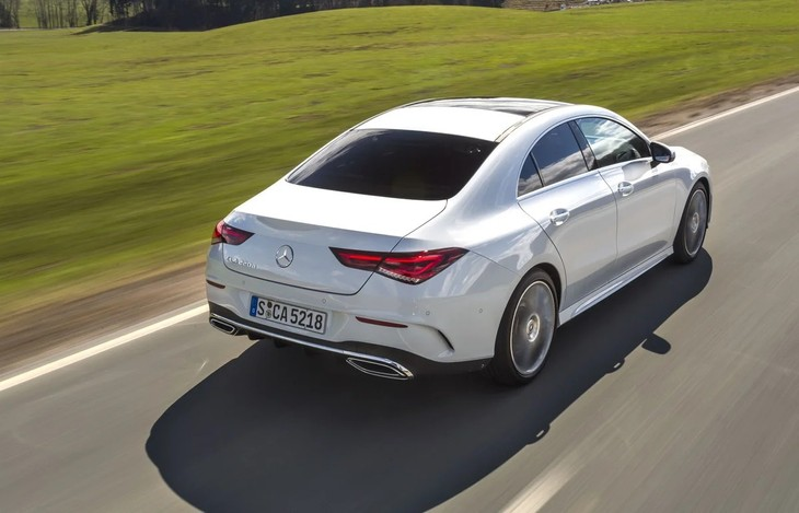 Mercedes-Benz CLA (2019) Price Announced - Cars co za