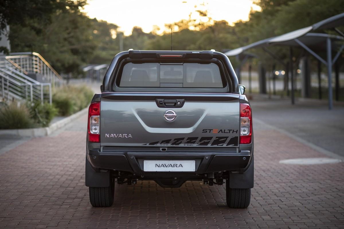 Nissan Navara Stealth (2019) Specs & Price - Cars co za