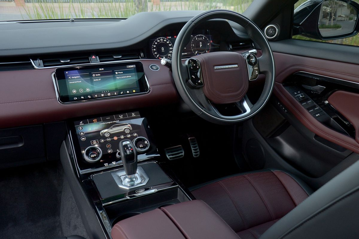 Range Rover Evoque 2019 Launch Review Cars Co Za