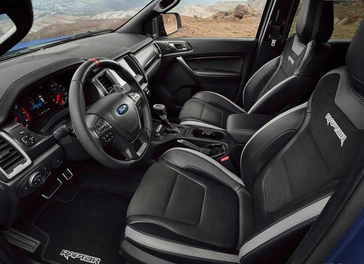 Ford Raptor Interior >> Ford Ranger Raptor 2019 Specs Price Cars Co Za