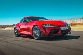 Toyota GR Supra (2019) International Launch Review