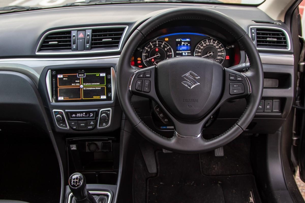 Suzuki Ciaz 1 5 GLX (2019) Review - Cars co za