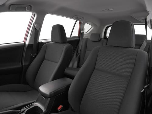 Rear Windshield Window Wiper Cover Trim For Toyota RAV4 XA40 Facelift 2016 2017