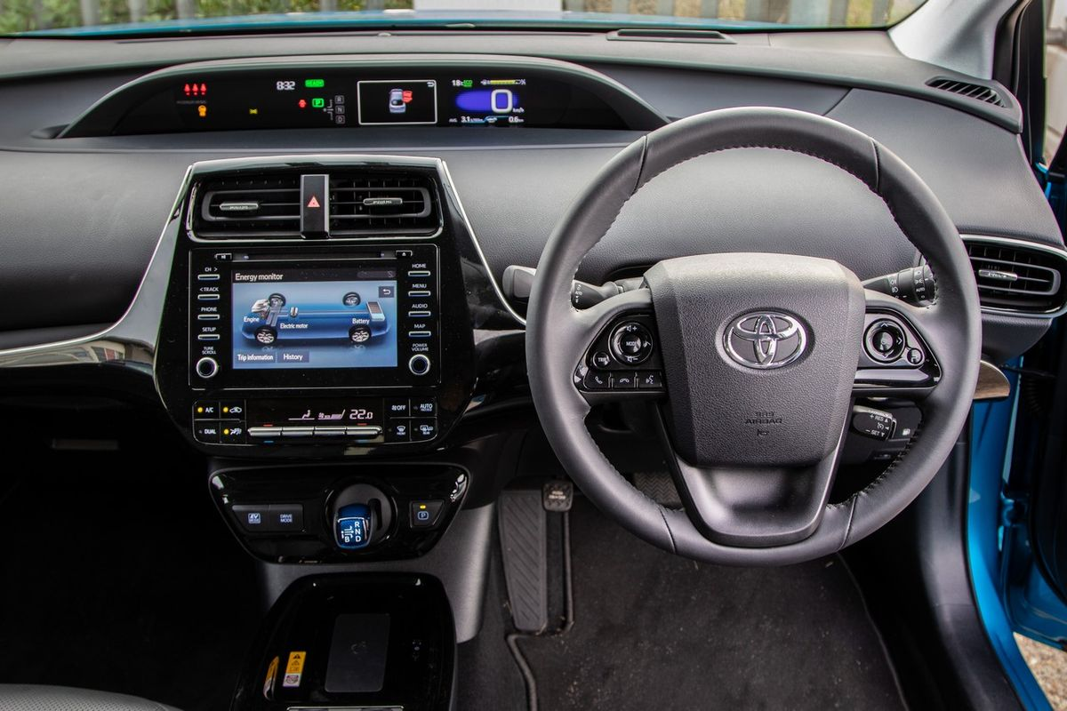 Toyota Prius (2019) Review - Cars co za