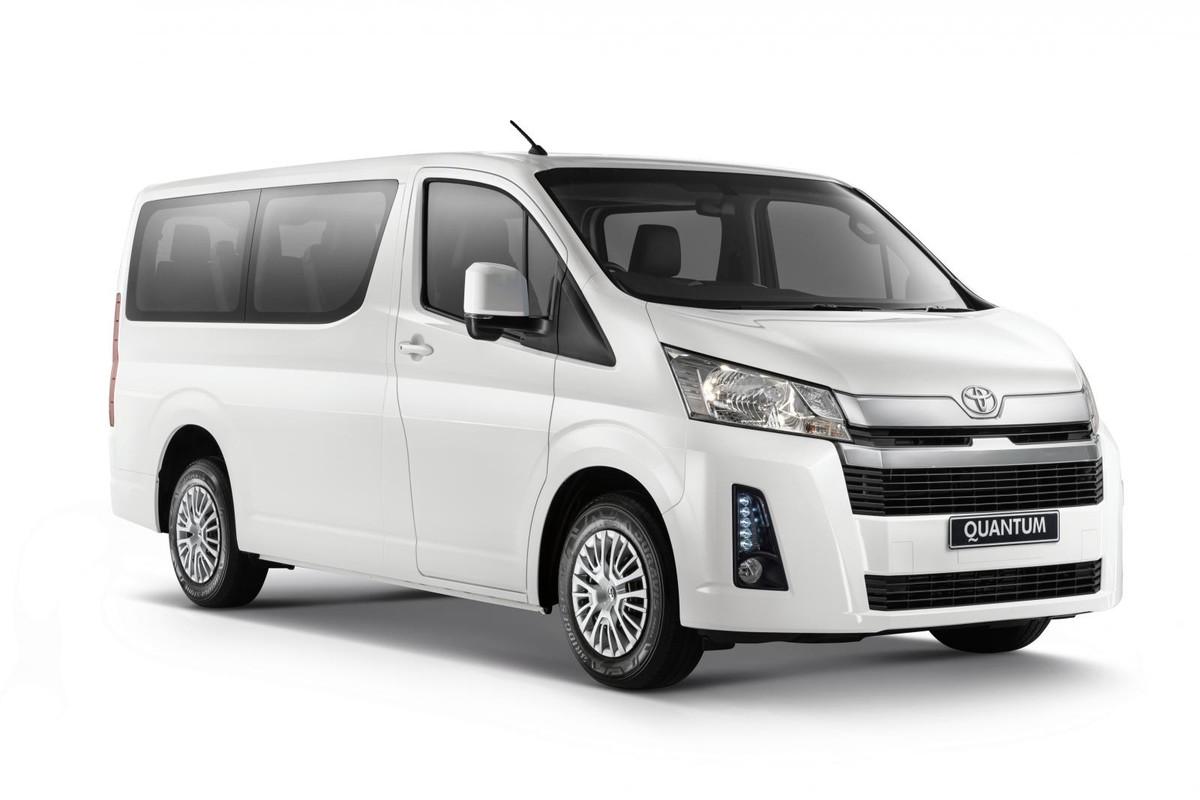 Toyota Quantum (2019) Specs & Price - Cars co za