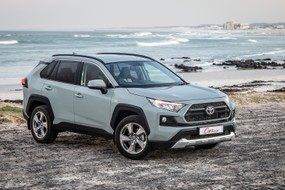 Toyota RAV4 2.0 AWD GX-R (2019) Review