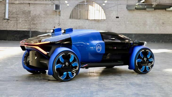Citro 235 N S 19 19 Suv Concept Has 340 Kw Cars Co Za